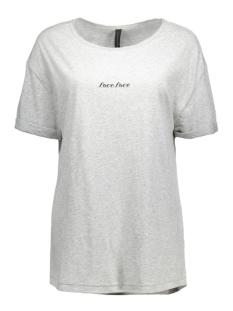 10 Days T-shirt 16WI750 Light Grey