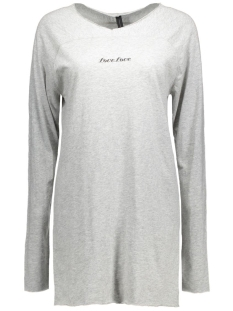 10 Days T-shirt 16WI773 Light Grey