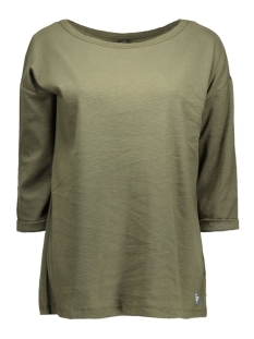 10 Days T-shirt 16WI774 Olive