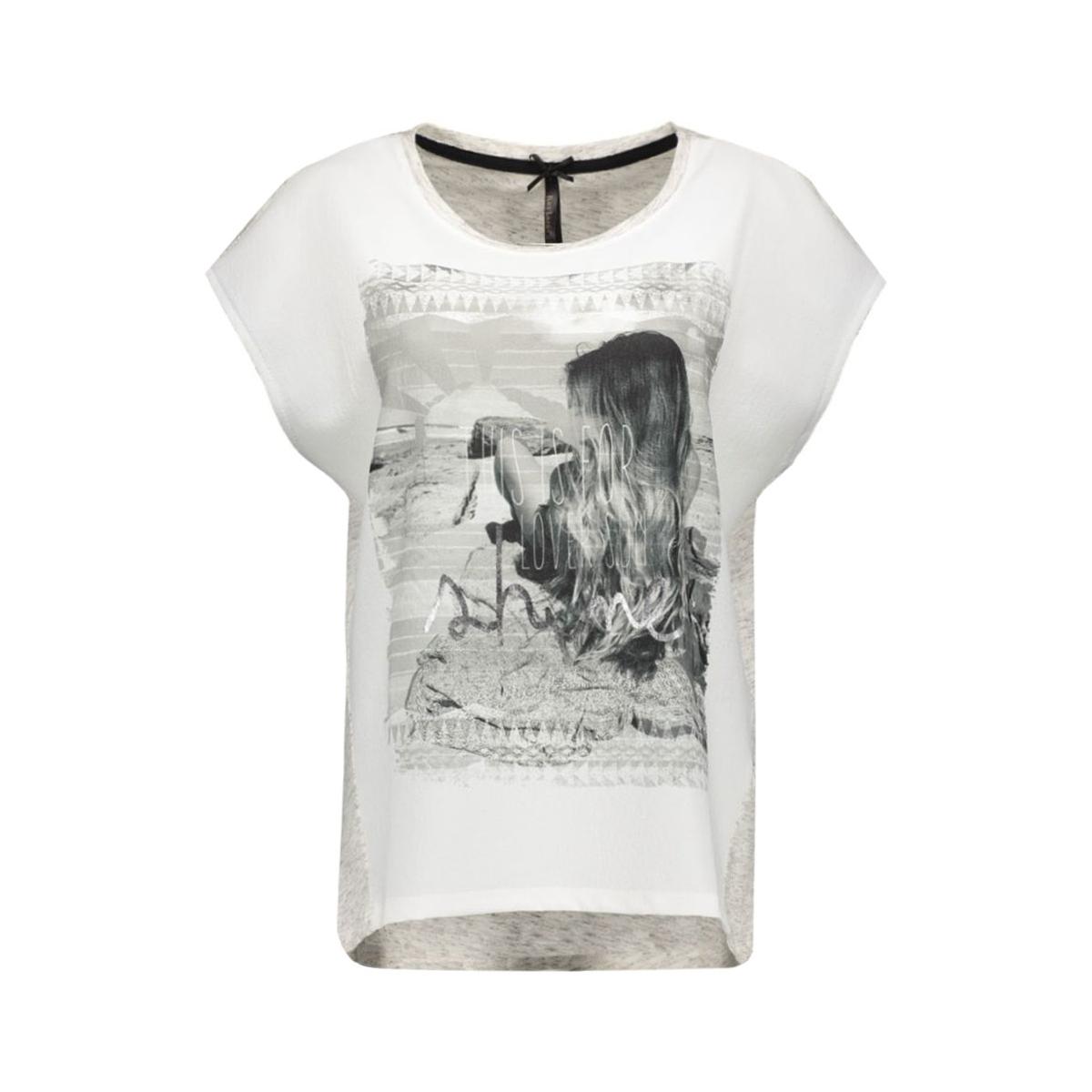 dt00759 key largo t-shirt offwhite