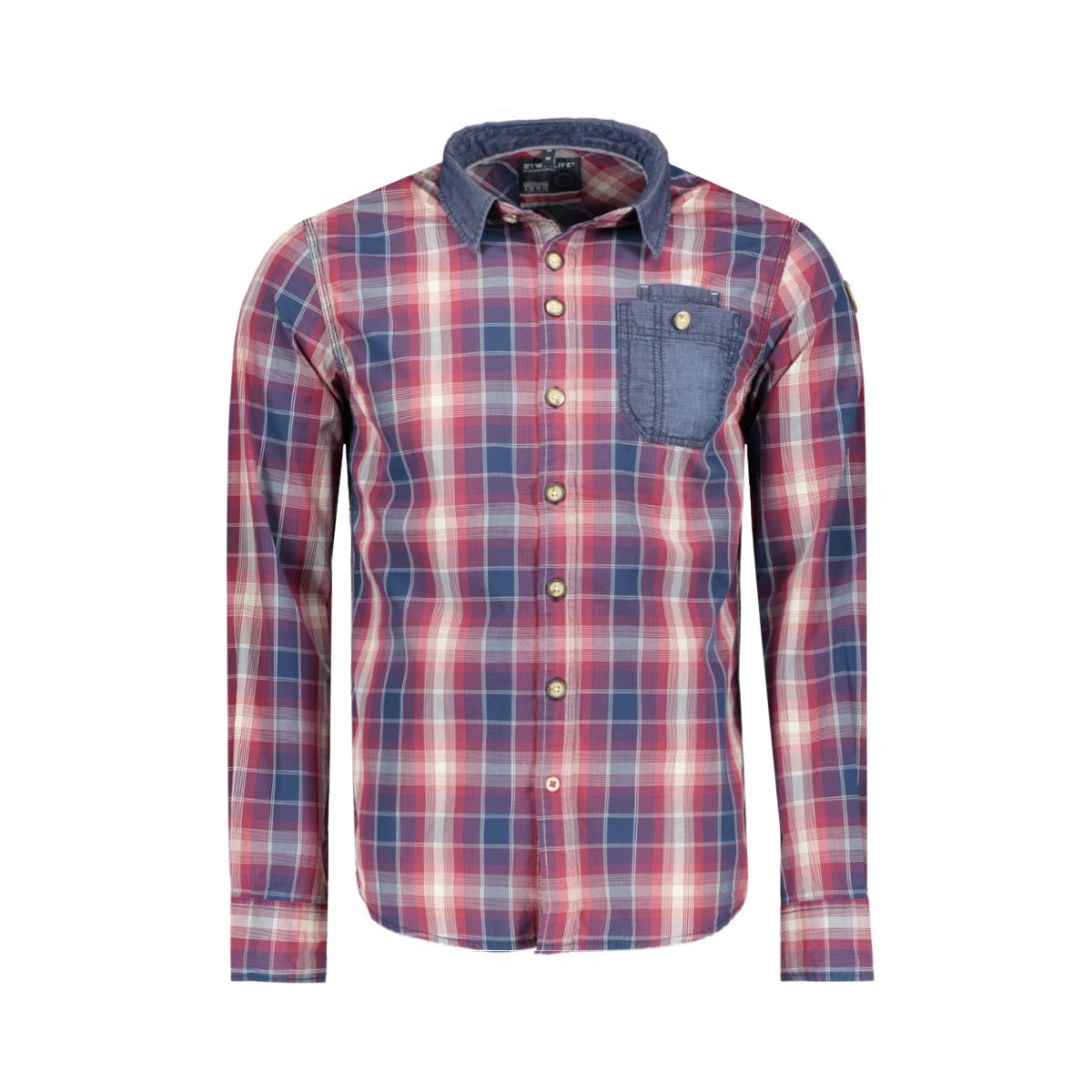 msh651608 twinlife overhemd 4504