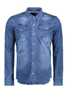 Gabbiano Overhemd 32576 Stone