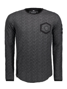 Gabbiano T-shirt 5860 Zwart