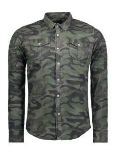 Gabbiano Overhemd 32577 Army