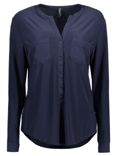 Zoso Blouse REMAX NAVY