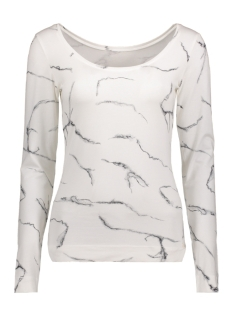OSI femmes T-shirt 838316 OFF-WHITE