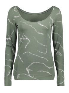 OSI femmes T-shirt 838316 MID GREEN