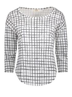 OSI femmes T-shirt 838622 Off- White