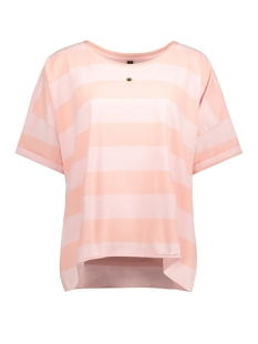 10 Days T-shirt 20-741-7101 dirty pink