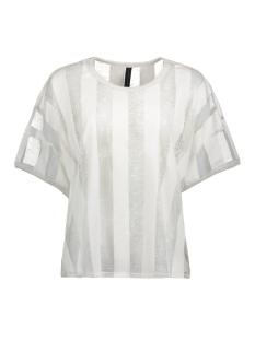 10 Days T-shirt 20-749-7101 ECRU
