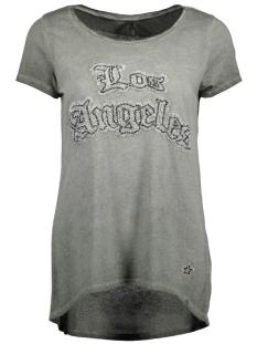 Key Largo T-shirt WT00006 Olive