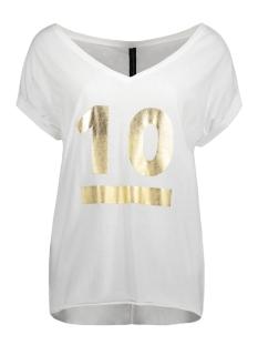 10 Days T-shirt 20-744-7102 White