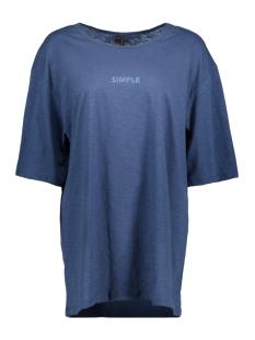 10 Days T-shirt 20-757-7103 Japanese Blue