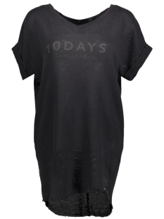 10 Days T-shirt 20-754-8101 BLACK