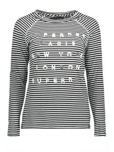 Superdry T-shirt G60016PP AEM (Black Stripe)