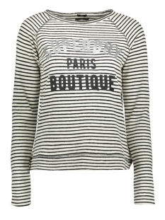 Superdry Sweater G60002EP WGW (Mono Stripe)