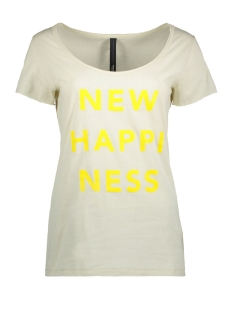 10 Days T-shirt 20-741-8101 HAPPY YELLOW
