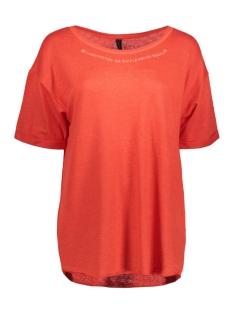 10 Days T-shirt 207408102 FLUOR RED