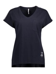 Zoso T-shirt BRITT NAVY