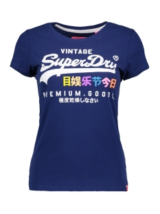 Superdry T-shirt G10016NS Supermarine Navy