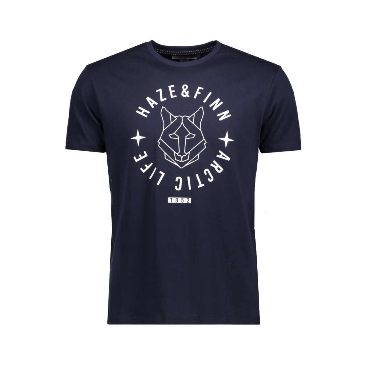 mu100007 haze & finn t-shirt navy