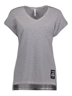 Zoso T-shirt BRITT NAVY/WHITE