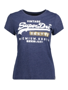 Superdry T-shirt G10006SR Princedom Blue Marl