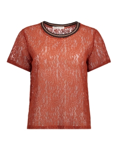 Circle of Trust T-shirt W18_42_3009 RUSTY RUST