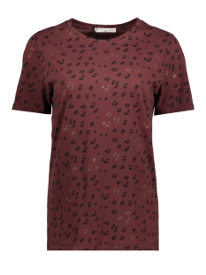 Circle of Trust T-shirt W18 32 3580 BURNT BORDEAUX