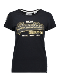 Superdry T-shirt G10012YR BLACK
