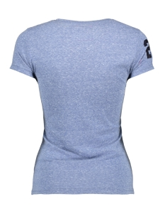 g10009tr superdry t-shirt um0 cali blue snowy