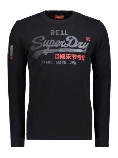 Superdry T-shirt M60018TR 02A Black