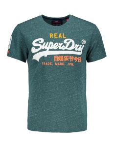 Superdry T-shirt M10035TR BLUE BOTTLE SNOWY