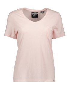 Superdry T-shirt G60111MT KISS PINK