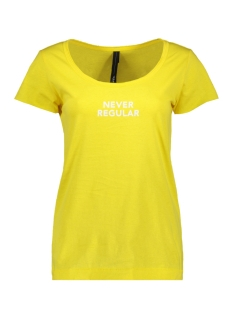 10 Days T-shirt 207419101 YELLOW