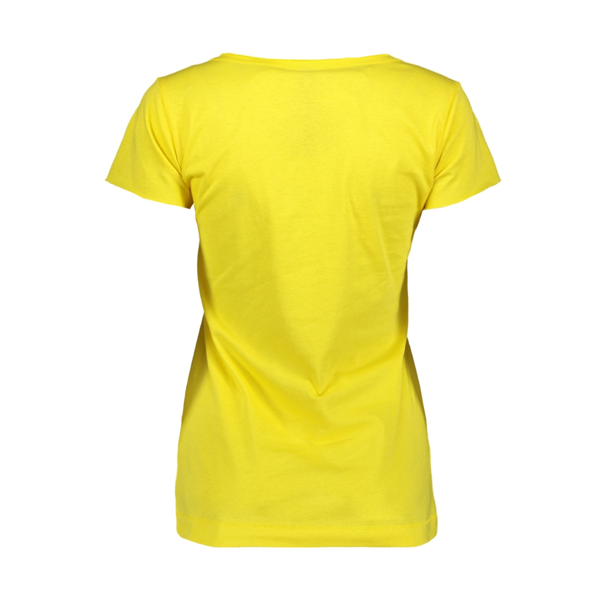 207419101 10 days t-shirt yellow