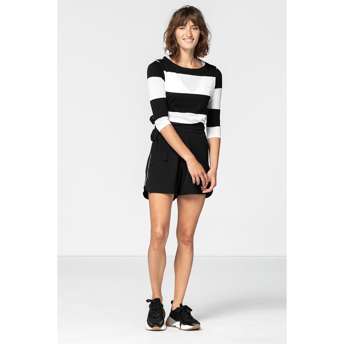 207729101 10 days t-shirt white/black