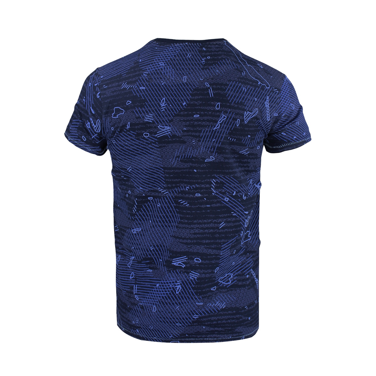 15123 gabbiano t-shirt navy