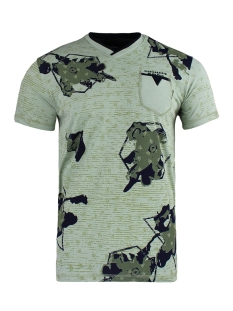 Gabbiano T-shirt 15127 GREEN
