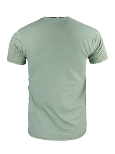 15127 gabbiano t-shirt green