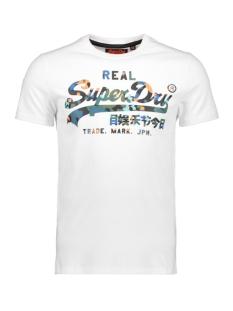 m10996nt superdry t-shirt optic