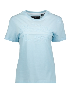 Superdry T-shirt G10990NT COOL BLUE