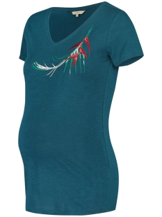Noppies Positie shirt 90214 DEEP TEAL