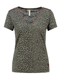 Key Largo T-shirt WT00166 1505 KHAKI