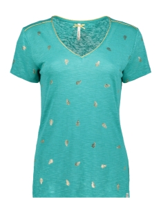 wt00151 key largo t-shirt dark mint