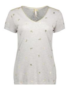 Key Largo T-shirt WT00151 SILVER