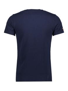 m10109st superdry t-shirt gardena navy