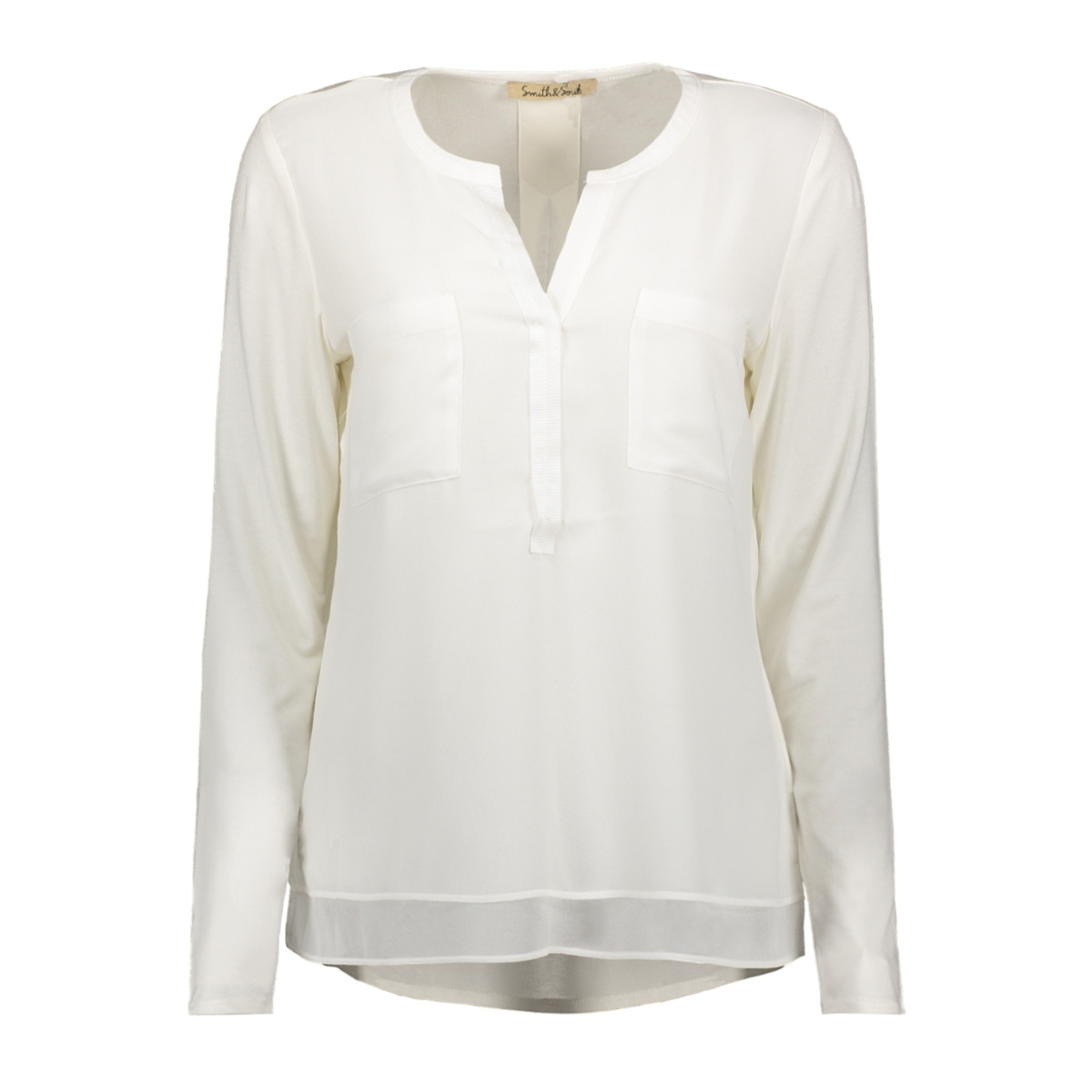 blouseshirt 0319 0900 smith & soul blouse off white