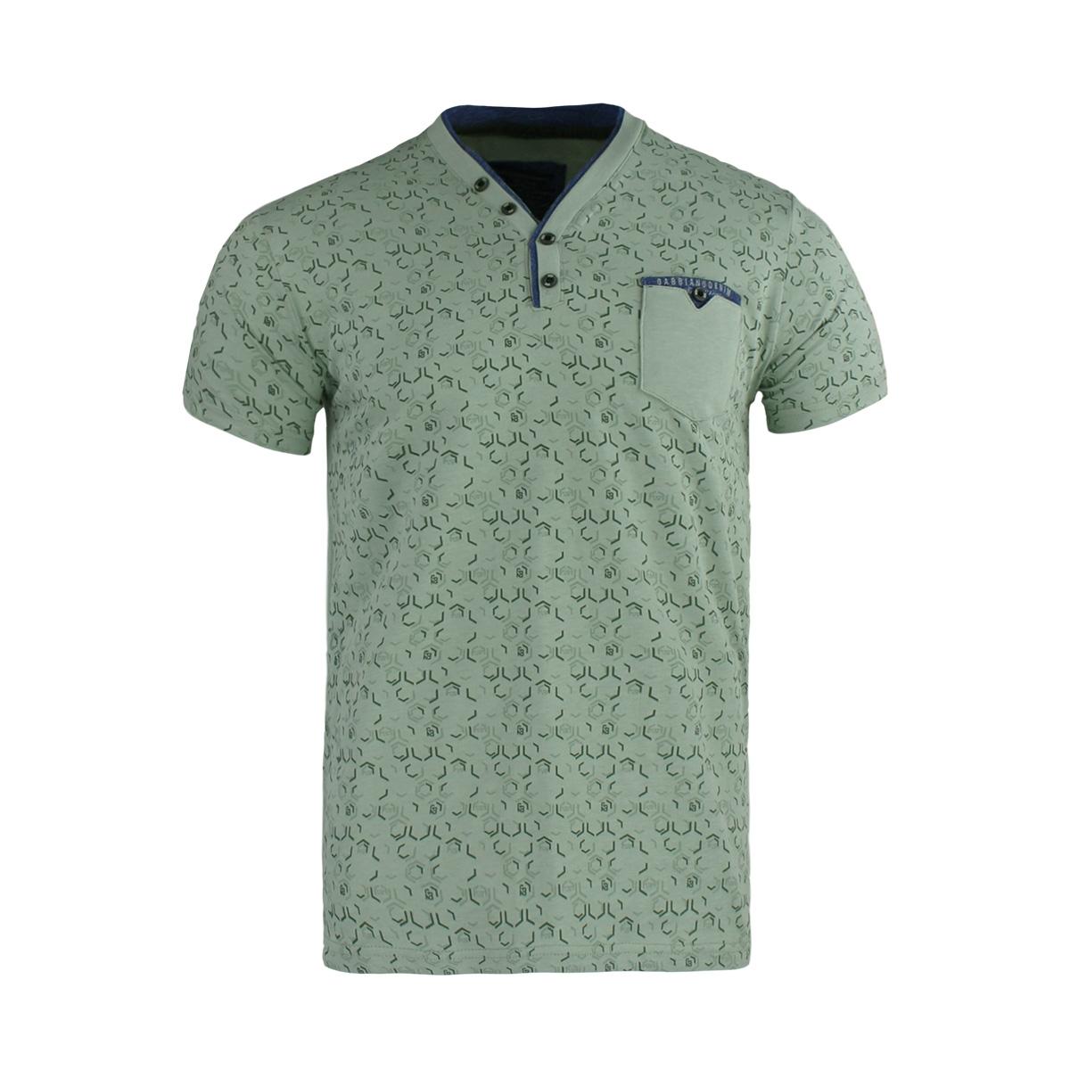 t shirt 15132 gabbiano t-shirt green