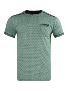 t shirt 15129 gabbiano t-shirt green